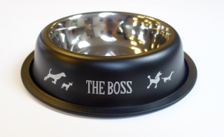 Miska The Boss 0,2l/12cm