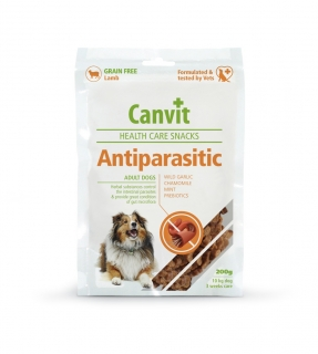 Canvit Snacks Antiparasitic 200 g