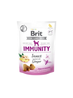 Brit Care Dog Functional Snack Immunity Insect 150 g
