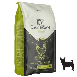 Canagan Dog Small Breed Grain Free Range Chicken 2kg